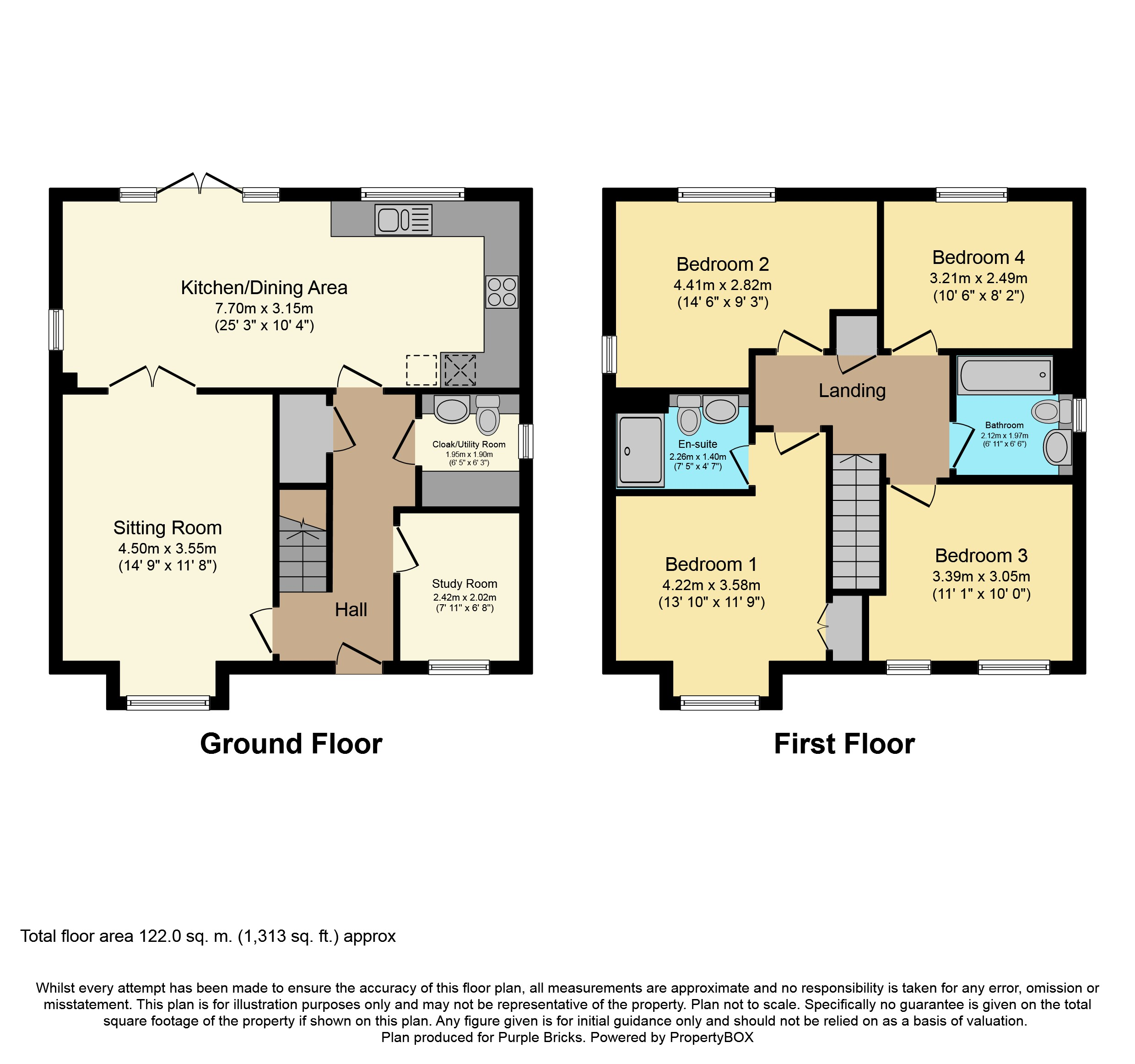 4 Bedroom Detached House For Sale In Albacore Road Cambridge Cb23 6jh